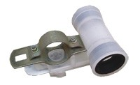 Кран молочный д. 40 мм (аналог крана АДС 07.00.000-01) Молокопровод - стекло