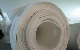 Пластина силиконовая рулонная, ширина 1200 мм, толщина 1 мм