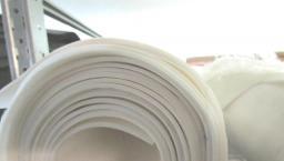 Пластина силиконовая рулонная, ширина 1200 мм, толщина 3 мм