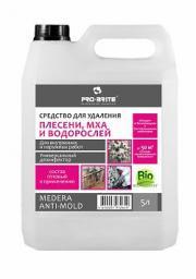 Средство для удаления плесени, мха и водорослей Medera Anti-Mold (бутыль 1 л)