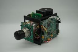 MWIR охлаждаемый тепловизионный модуль MWZ320