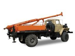 Запасные части для бурильных машин БКМ-515