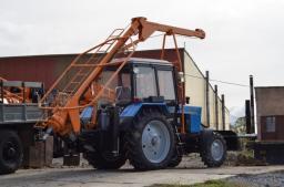 Запасные части для бурильных машин БМ-205