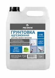 Праймер грунтовка-пропитка Medera 130 (бутыль 1 л) концентрат 1:10