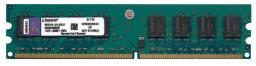 DDR2, 4Gb, 800MHz, Kingston KVR800D2N6/4G