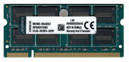 DDR2, 4Gb, 800MHz, Kingston KVR800D2S6/4G