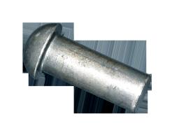 Заклепка ГОСТ 10299-80 стальная