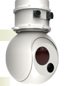 Тепловизионная камера Gimbal AOI 240 CM