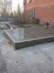 Промышленный бетонный пол в Кемерово