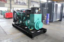 Дизельная электростанция с двигателей stamford