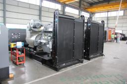 Судовой дизель-генератор