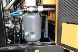 Передвижной дизельный винтовой компрессор