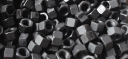 Гайки шестигранные DIN 934 оцинкованные цинк (ГОСТ 5915, ГОСТ 5927)