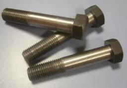 Болт шестигранный Гост 7798-70 прочность 5.8 стальной оцинкованный