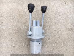 Пульт управления два рычага ТВЭКС, ЕК-12, ЕК-14, ЕК-18