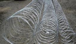 Ограждения охранные - плоский барьер безопасности (ПББ Егоза