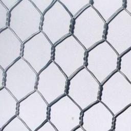Шестиугольная крученая сетка