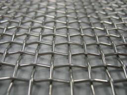 Сетка стальная плетёная (одинарная)