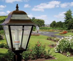 Парковый светильник ОТ 2-5-1,0 с закладной частью