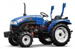 Фермерский трактор MasterYard 244 Чехия
