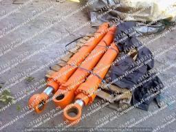 Гидроцилиндры для гусеничных экскаваторов Doosan Solar 140W-V