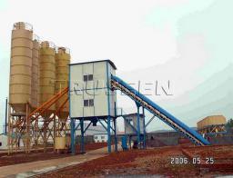 модульный завод бетона