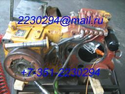 ремонт ГМП 4wg180 погрузчик В-140