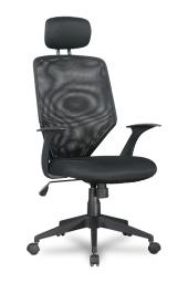 Кресло College H-9060F-1/Black