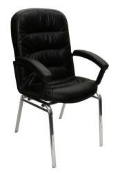 "Кресло Фортуна 5 (62) каркас - краска ""Хром"""