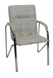 Кресло Персона 6 (Самба) Хромированный каркас