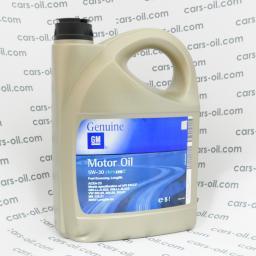 Масло моторное GM Dexos2 5W30 5L