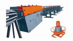 Станки для гибки и резки бухтовой арматуры