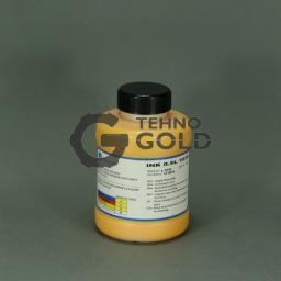 Жёлтые пигментные чернила LINX 1039