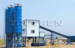 бетоносмесительная установка товарная