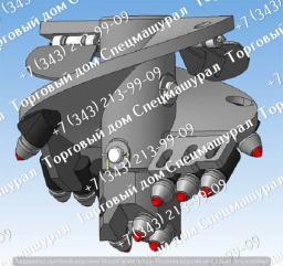 Бур лопастной БК-01208