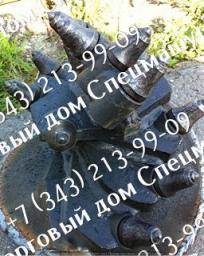 Бур скальный БМ-302, БКМ-317
