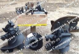 Буры БМ-205. БМ-302. БКМ-317