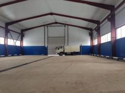 Строительство грузовых гаражей