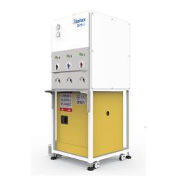 SPS-3/800 Система растворителей очистки