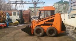 Аренда мини-погрузчика ПУМ-500