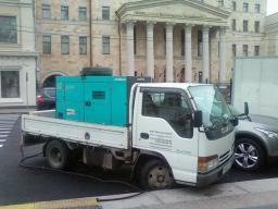 Аренда дизельного генератора 40 кВт, 100 кВт
