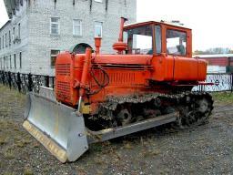 Прокат бульдозера ДТ-75