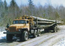 Аренда Лесовоза перевозка леса