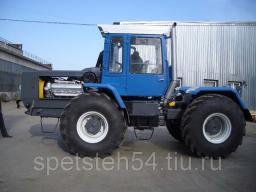 Прокат трактора-погрузчика ХТЗ-150