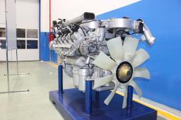 Газовый двигатель RGK 820