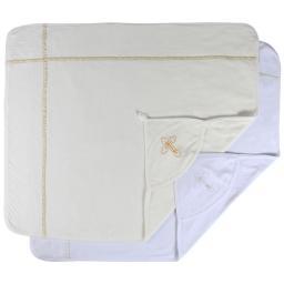 Крестильное полотенце махра 0149