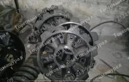 Колесо направляющее Э4.01.10.031сб для Тагильского экскаватора ЭО-5126 (УВЗ)