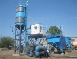 Продать мини бетонный узел 25m3/ч