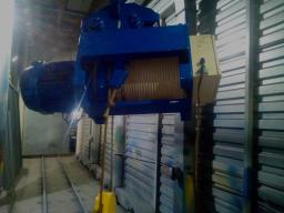 Таль электрическая, электротельфер г/п 5,0 тонн, в/п 12 метров