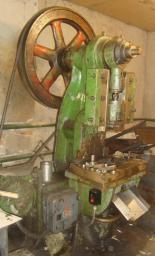 Продается механический пресс механический 25 тн. усилие